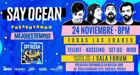 Say Ocean