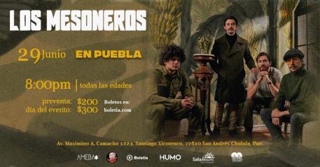 Los Mesoneros